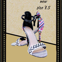 Chinese laundry high heels - so cute - 7.5 (b).