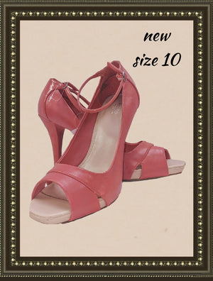 Wassio  shoes - adorable - size 10 (b)