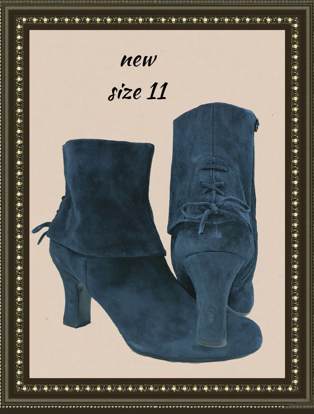 Naturalizer boots -  classy and comfy- size 11(b)