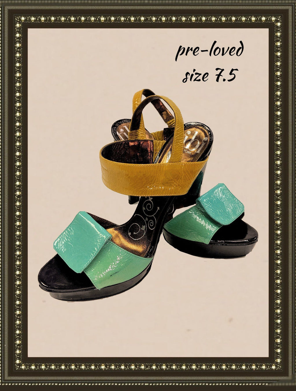 Tibi of New York - made in Italy - so cute and comfy- 7.5 (b).