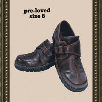 Eastland shoes - quality - size 8 (b)