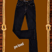 Old Navy Rock Star jeans size 0