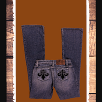 Sinful jeans size 0 to size 1 great deal!