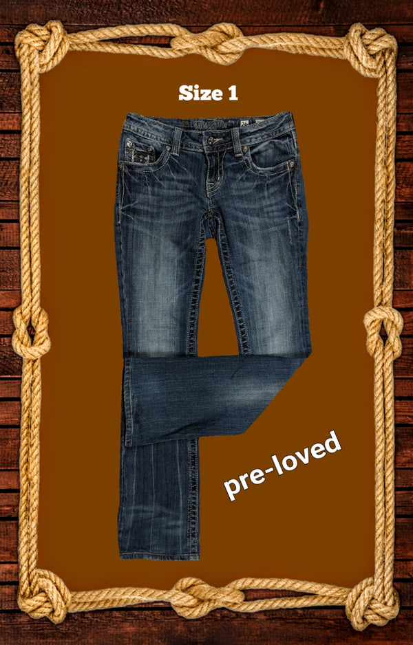 Miss Me Jeans - size 1