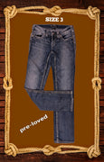 Silver Jeans - size 3