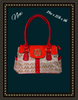 Adorable and classy handbag - great price(m)