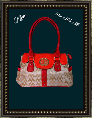 Adorable and classy handbag - great price