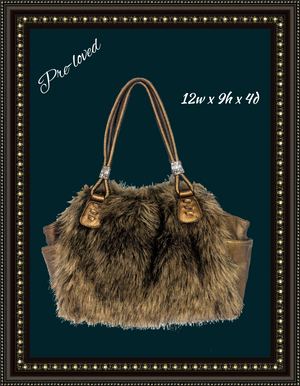 Kathy Van Zeeland handbag - beautiful!