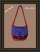 Adorable cloth handbag - fun for any occasion