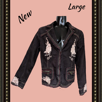 West 36th jacket  -  size large - too cute!