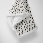 Speckle Dot Baby Blanket