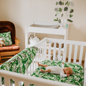 Palm Springs Crib Quilt