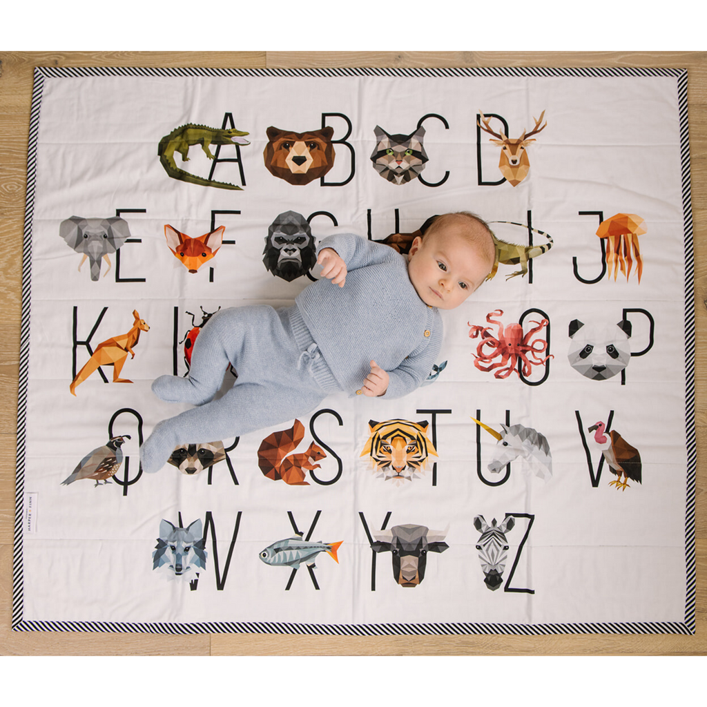 ABC Animal Activity Playmat