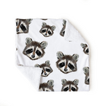 Raccoon Lovey Blanket