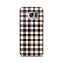 Buffalo Check Samsung Case