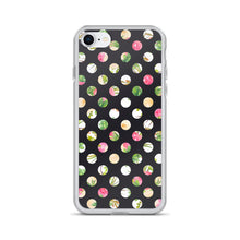 Colorful Polka Dot iPhone Case