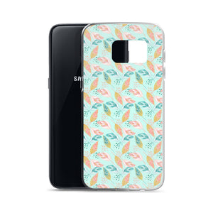 Feather Samsung Case