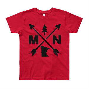 MN Arrow - Youth T-Shirt