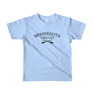 Minnesota Lake Life - Kids T-Shirt