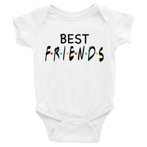 BEST FRIENDS Infant Bodysuit