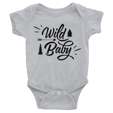 Wild Baby Infant Bodysuit