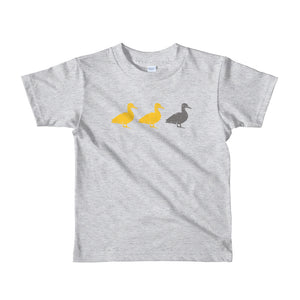 Duck, Duck, Grey Duck - Kids T-Shirt