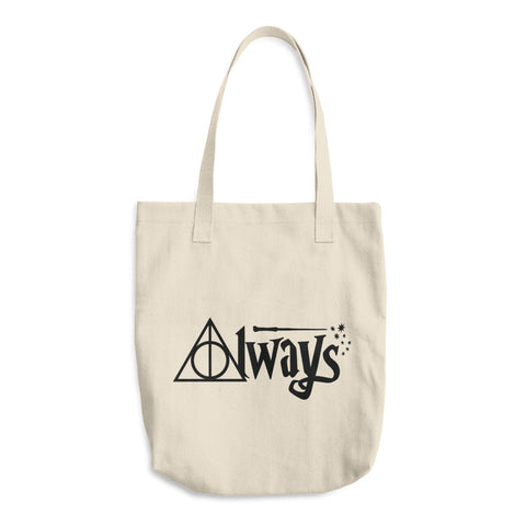 HP- Always Cotton Tote Bag