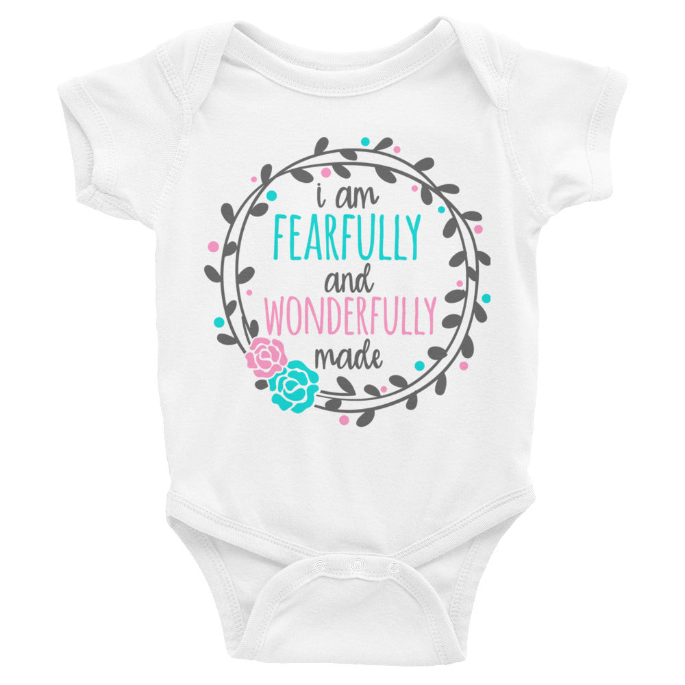 Fearfully and Wonderfully Made Bodysuit