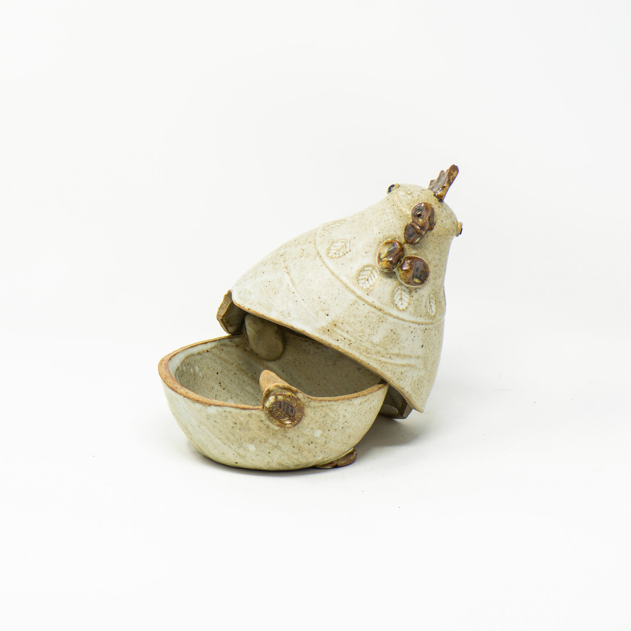 Chicken Lidded Dish