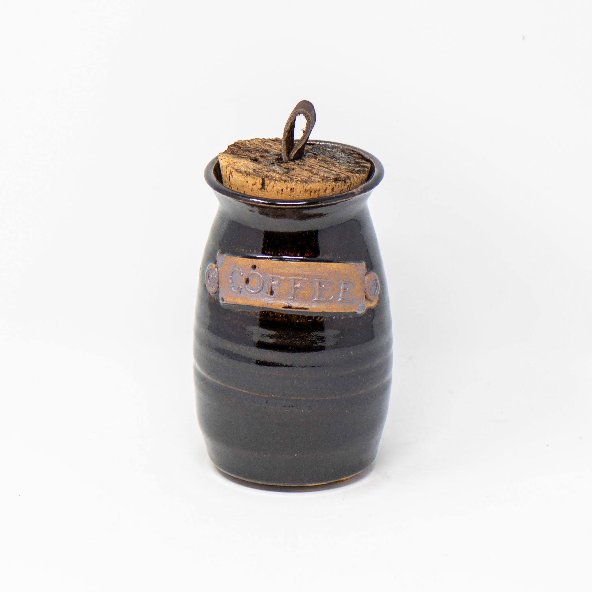 Coffee Cork Jar