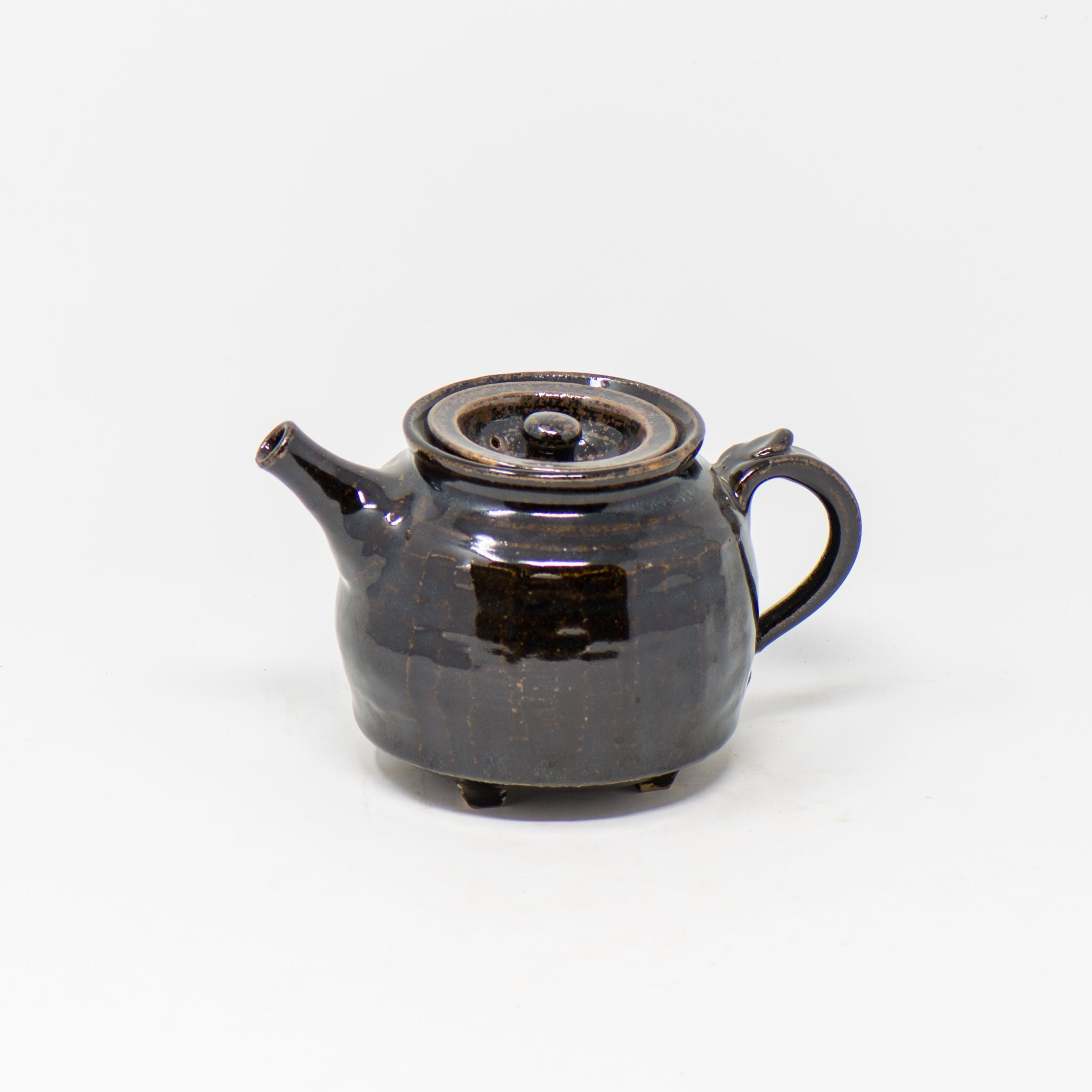 Footed Teapot