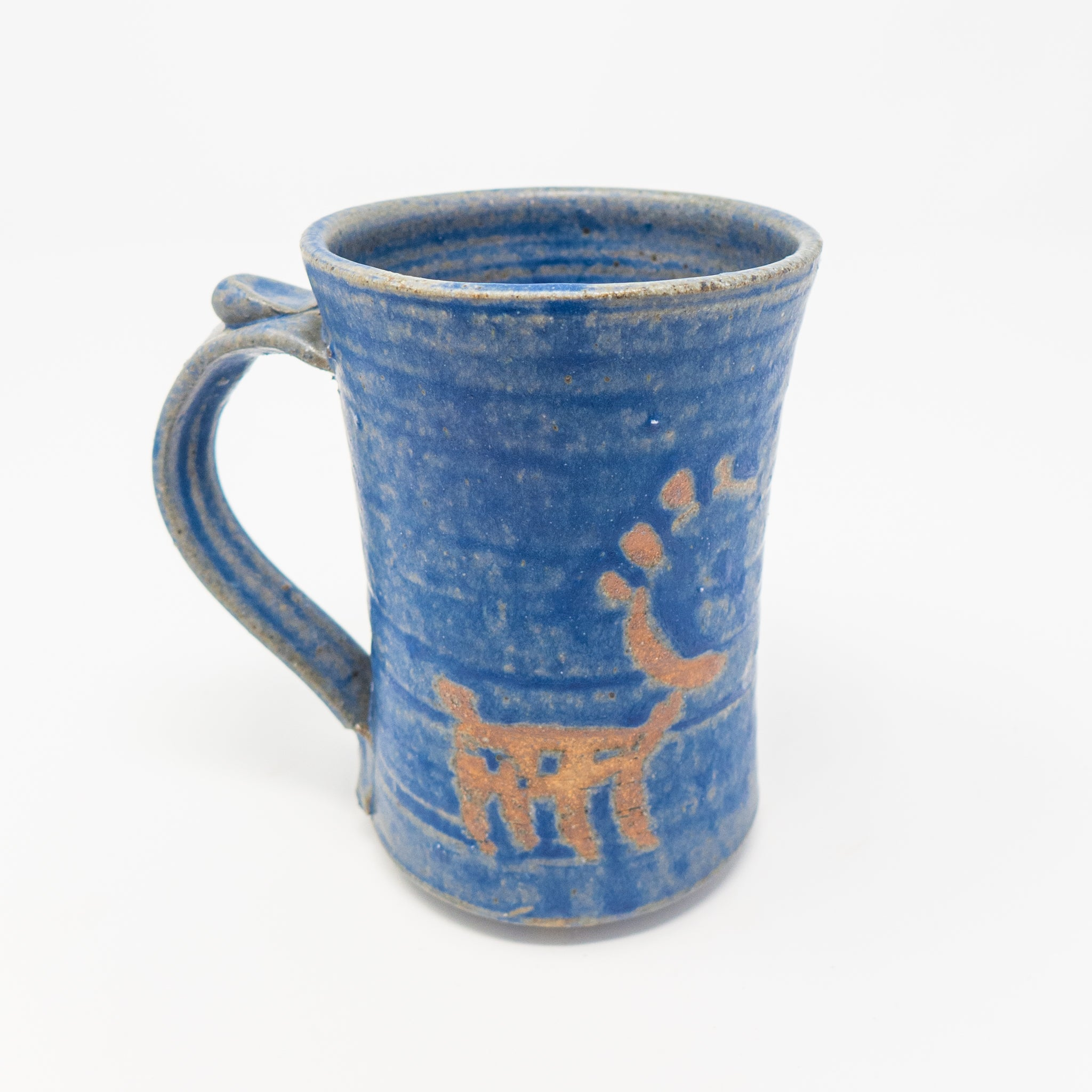 Reindeer and Moon Mug