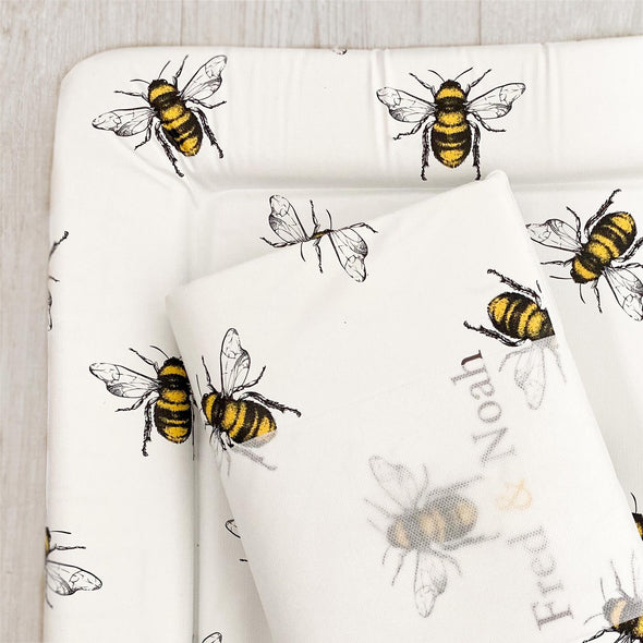 Bee print Changing Mat ( All sizes)