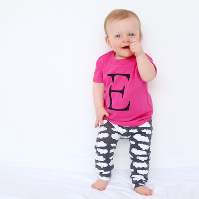 Personalised Letter Top ( All colours and styles )