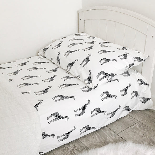 Giraffe Single size Duvet set - Fred & Noah