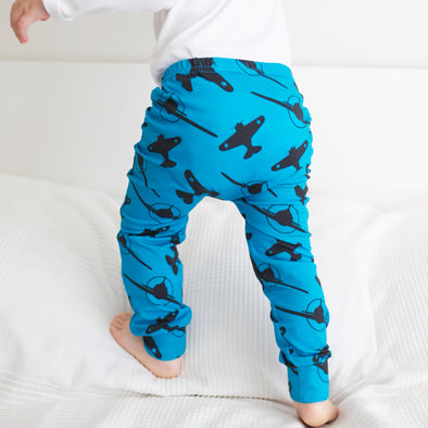 New Blue Spitfire Child & Baby Leggings