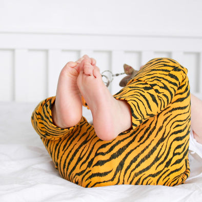 Tiger print Child & Baby Leggings