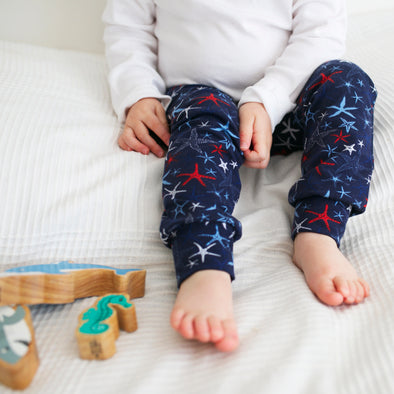 NEW Starfish print Child & Baby Leggings