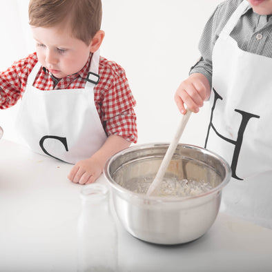 Adult & Child Printed Apron