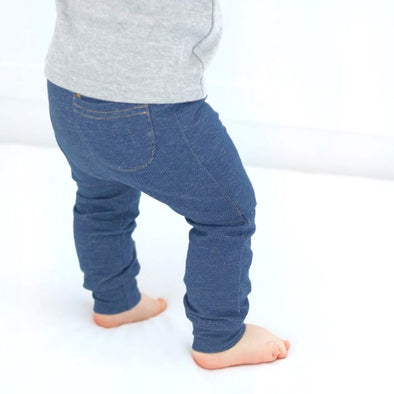 SALE Light Blue Child & Baby cotton Jeggings