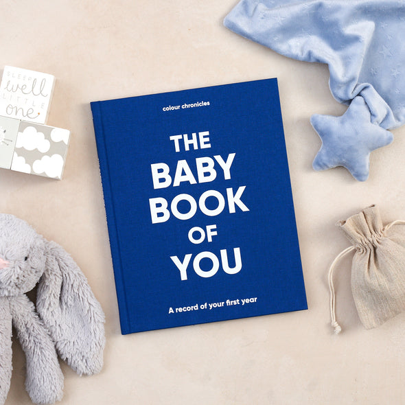 The Baby Book of You - The 1st Year