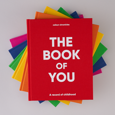 The Book of You  - Age 1-16