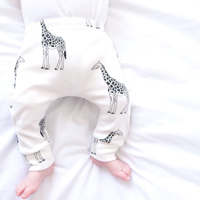Milk Giraffe print Child & Baby Leggings