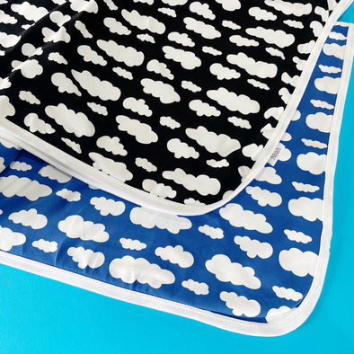 LIMITED EDITION Cloud print XXL blanket