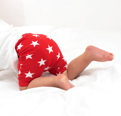 Red Star Child & baby Shorts