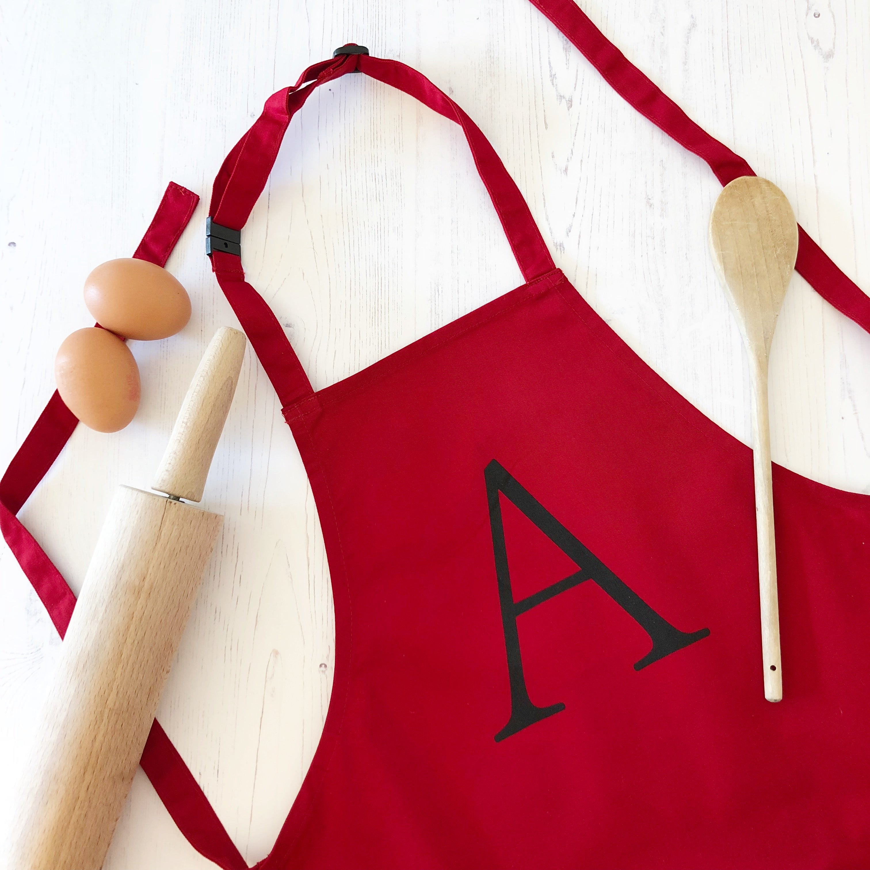 72952db2d7c Children s Personalised Apron – Fred   Noah