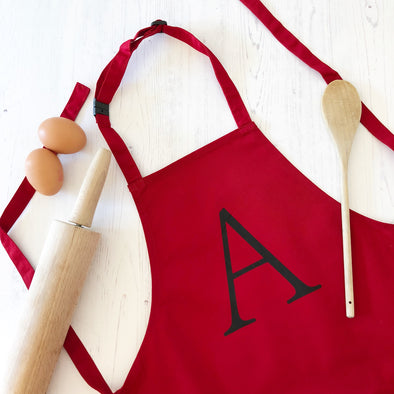 Children's Personalised Apron - Fred & Noah