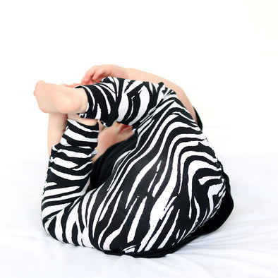 Mono Zebra Child & Baby Leggings