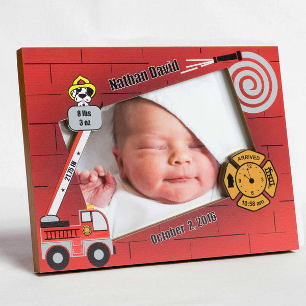 Personalized Baby Photo Frames and Gifts | Studio1workshop ...
