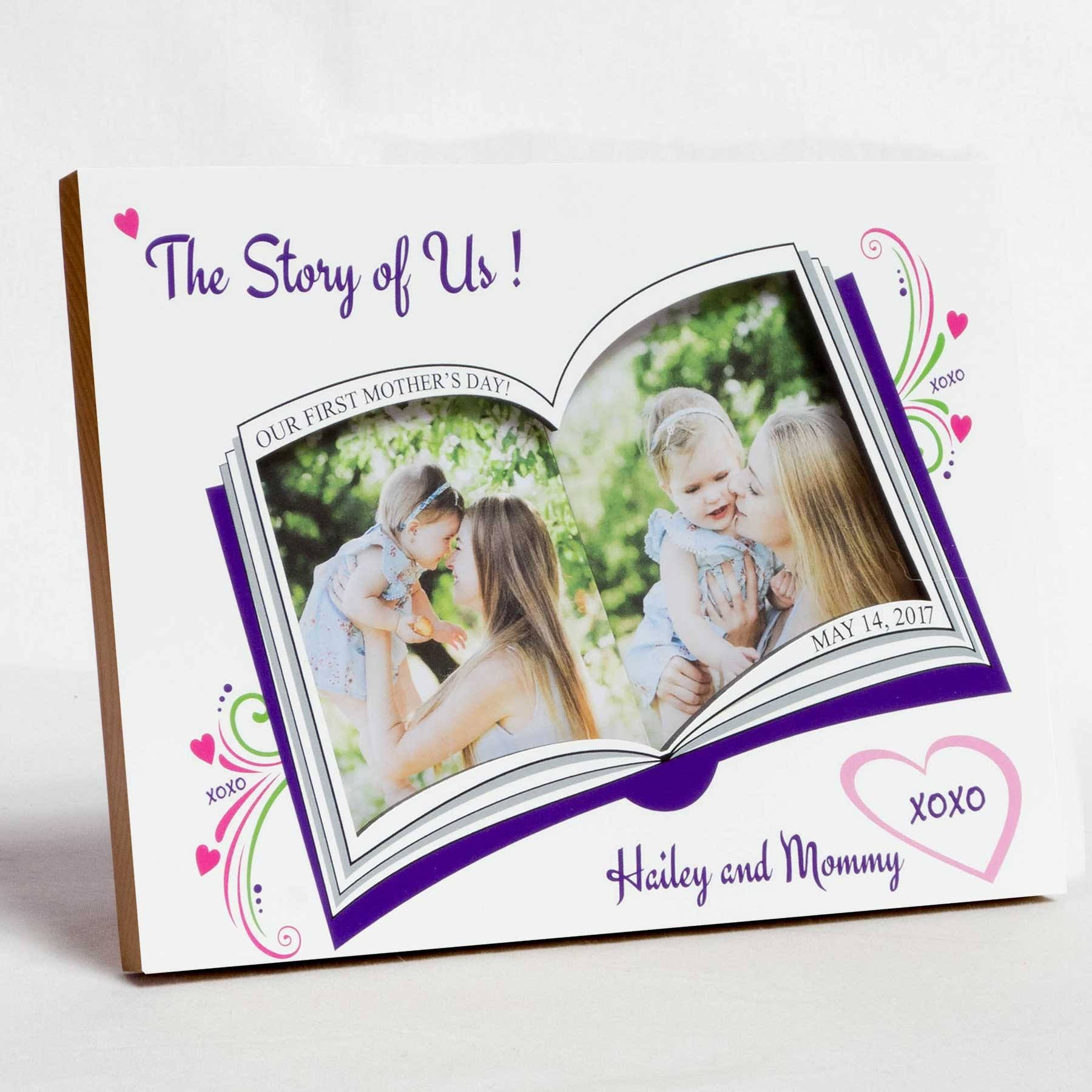 Kids Frame Mothers Day The Story Of Us White | Studio1workshop ...